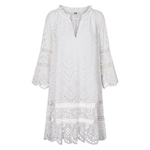 Moliin Moliin Isa Dress White