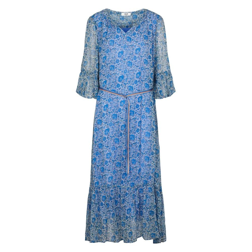 Moliin Ketty Dress French Blue Blue