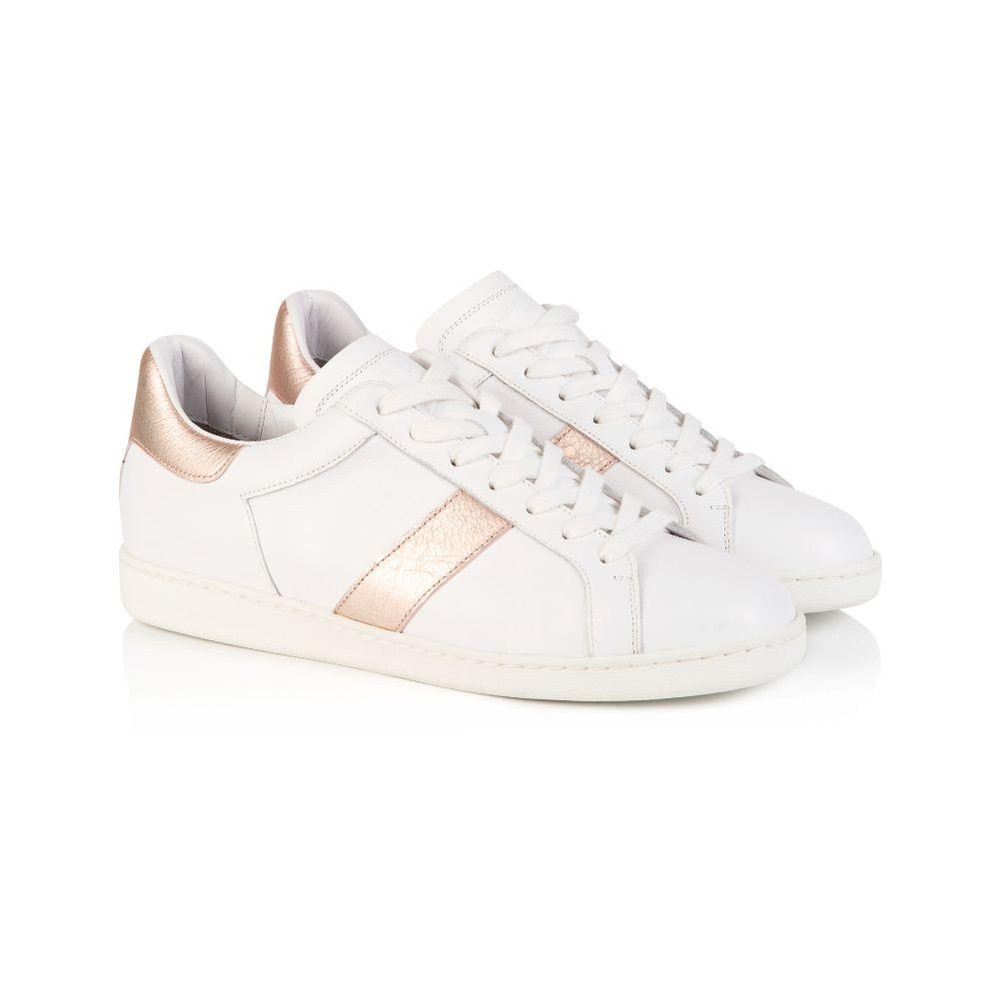 Air & Grace Copeland Trainers Pale Pink