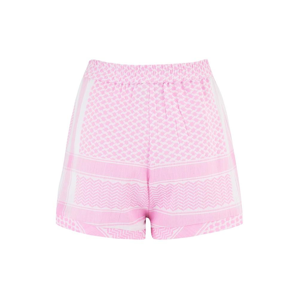Cecilie Copenhagen Shorts in Pink Pink