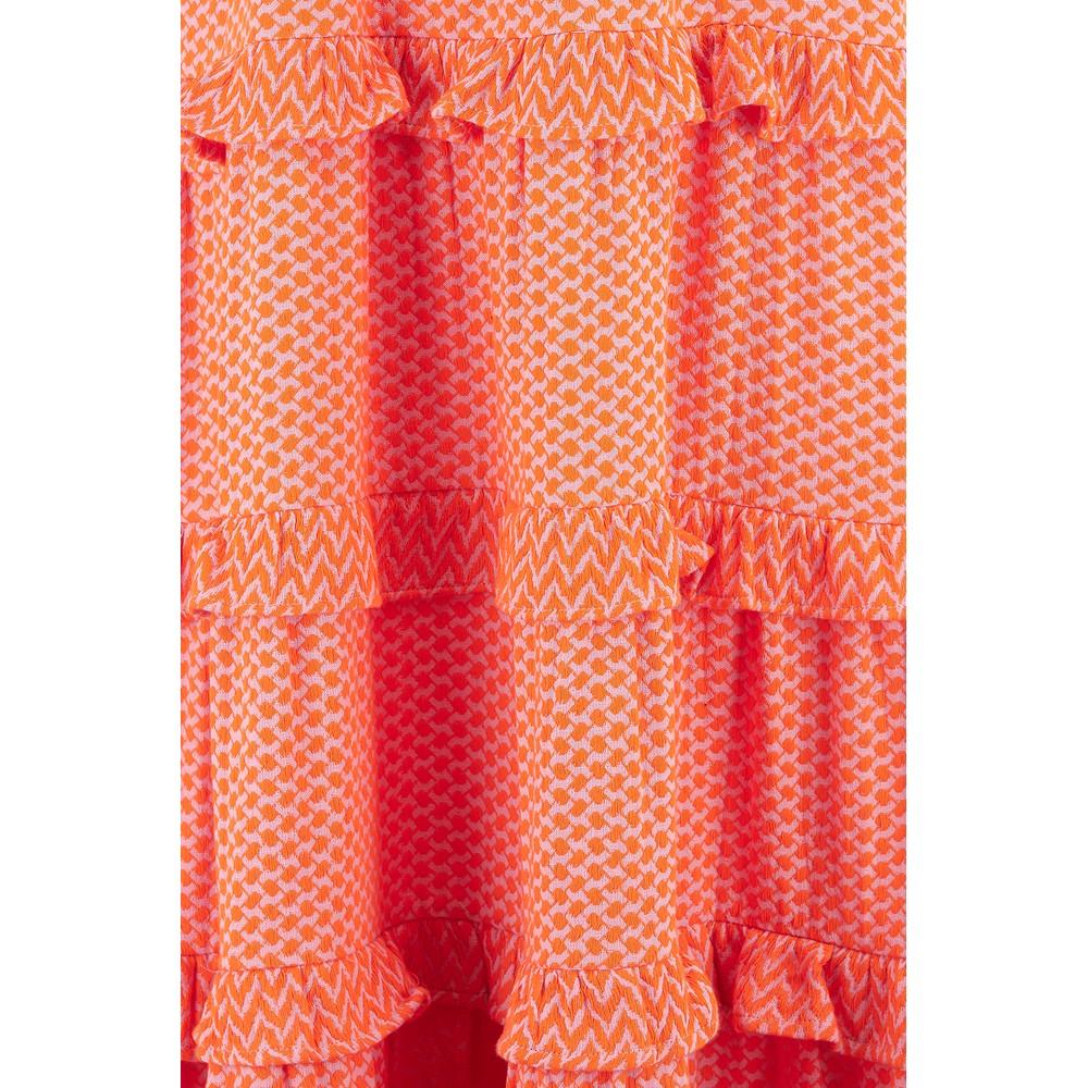 Cecilie Copenhagen Mina Dress Orange