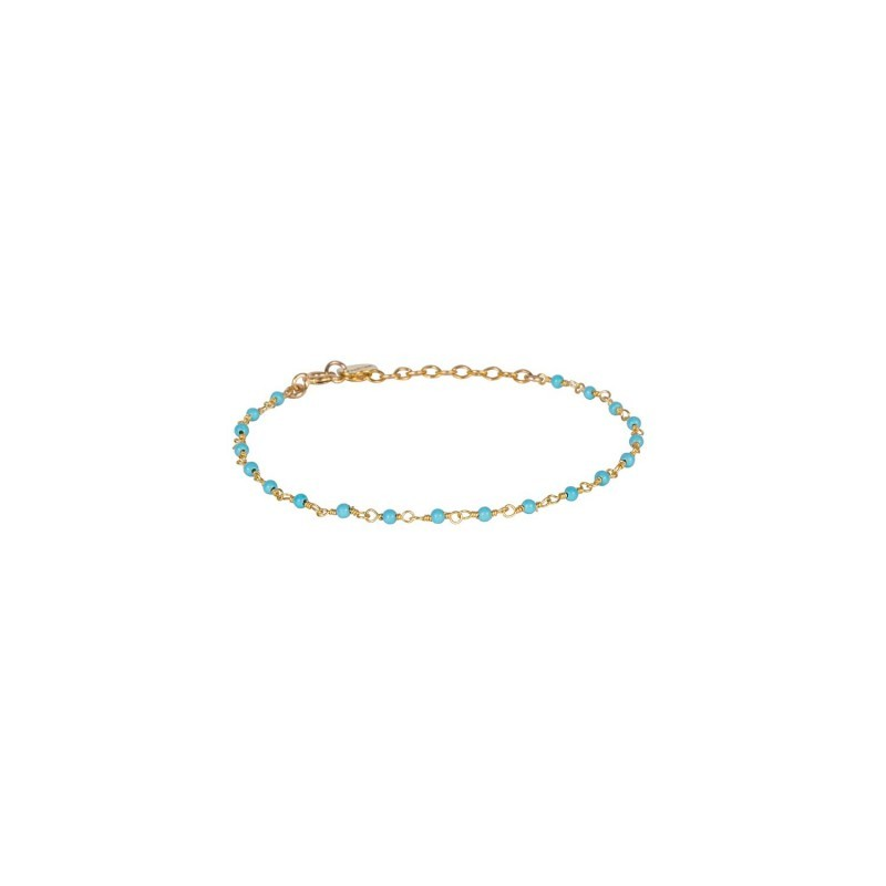 Une A Une India Bracelet Turquoise Turquoise
