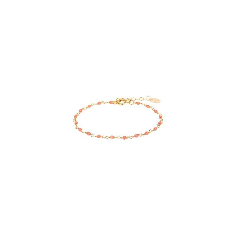 Une A Une India Bracelet Red