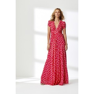Libelula Long Jessie Dress in Large Hiawatha Print