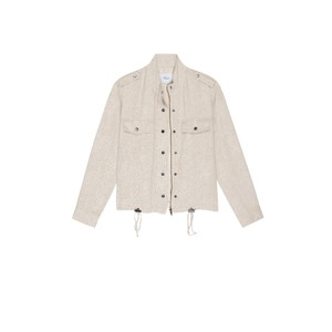 Rails Collins Mini Cheetah Jacket in White