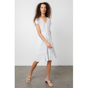 Rails Kiki Dress in White Wisteria