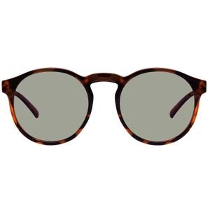 Le Specs Cubanos Sunglasses in Milky Tort