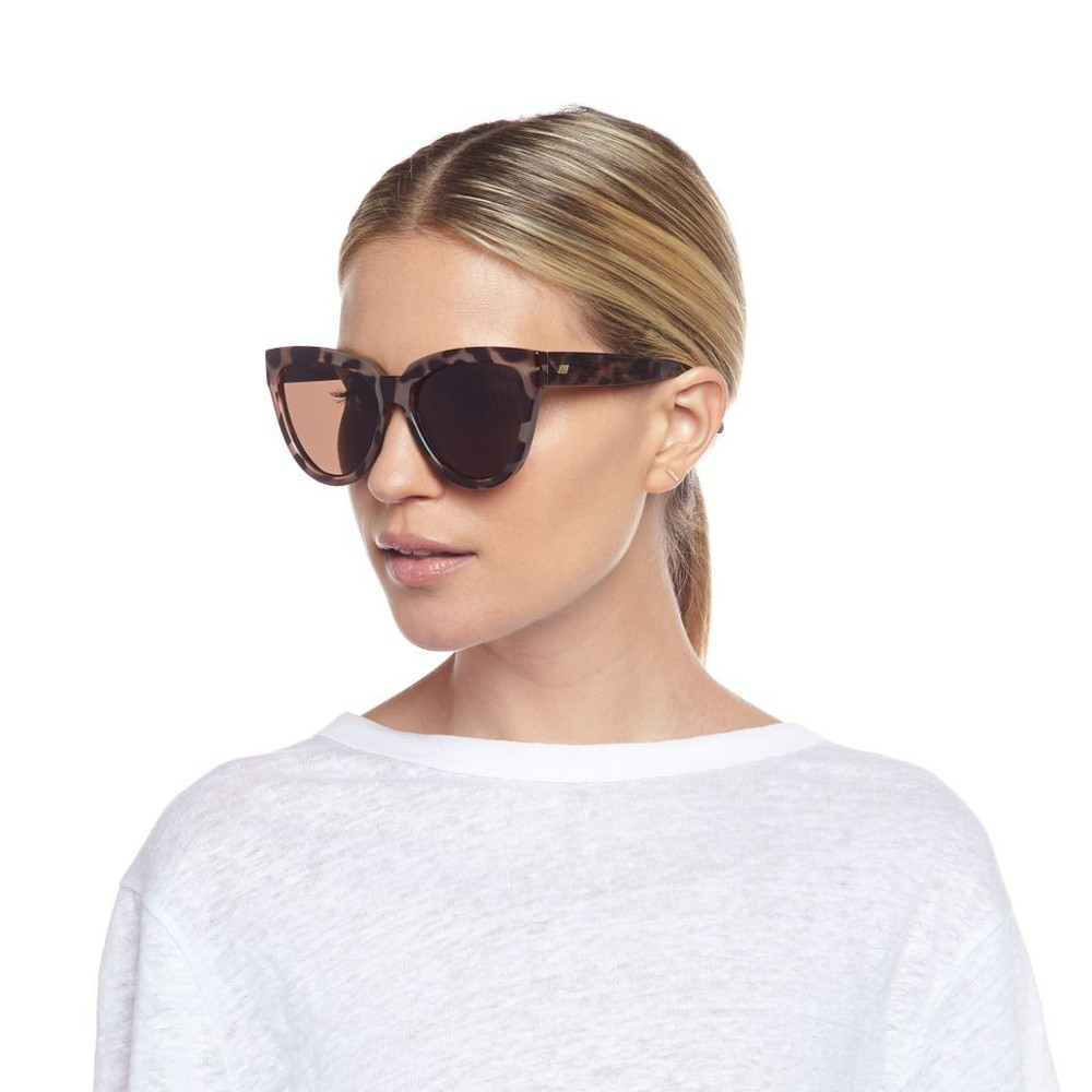 Le Specs Liar Lair Sunglasses Black