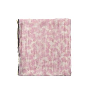 Becksondergaard Feather Moda Scarf in Pale Pink