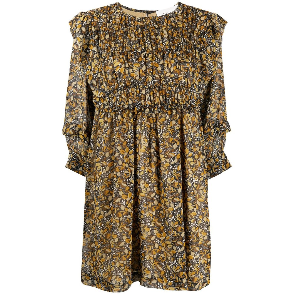 Ba&sh Sandra Dress Multicoloured