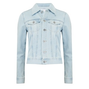 AG Jeans Robyn Denim Jacket in Prosperity in Light Denim