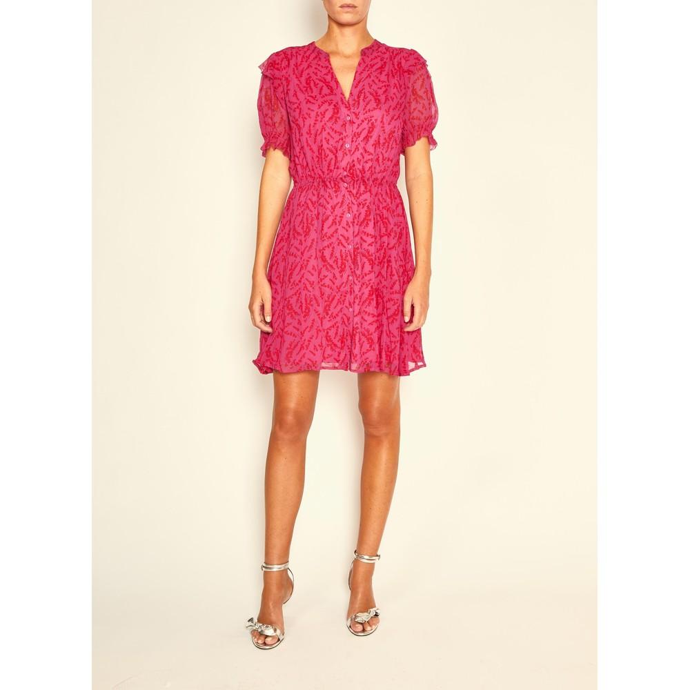 Ba&sh Matcha Dress in Pink Pink