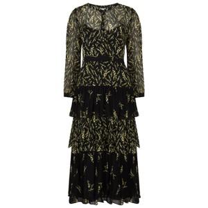 Ba&sh Morris Dress in Black