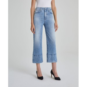 AG Jeans Etta Wide Leg Crop Jeans In 23 Year Reclaim