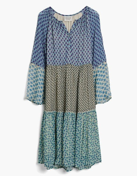 Cecilie Copenhagen Willa Dress Multicoloured