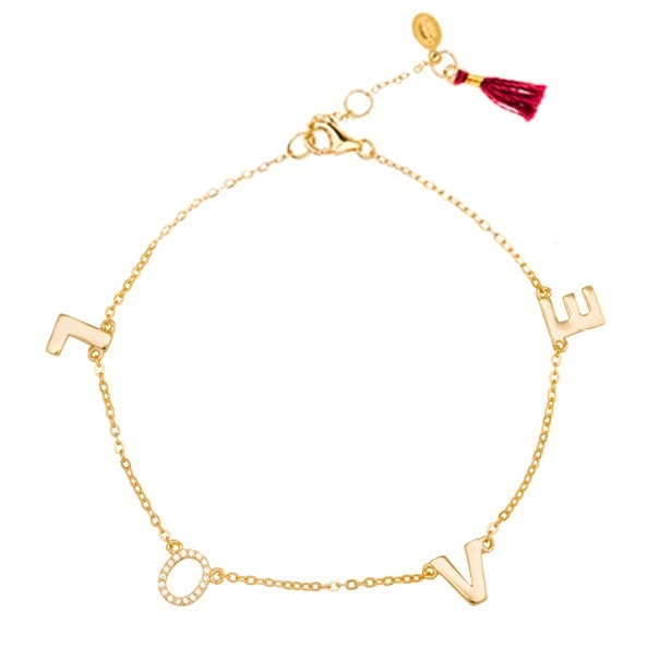 Shashi Love Bracelet None