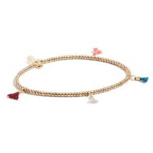 Shashi Lilu Bracelet in Gold
