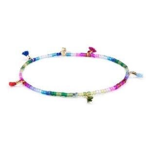 Shashi Lilu Bracelet, Jewel Rainbow
