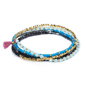 Shashi Jane Stretch Bracelet, Mars