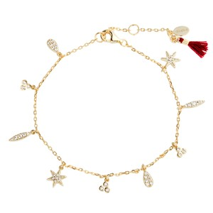 Shashi Tori Charm Bracelet