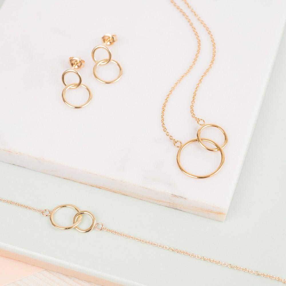 Auree Kelso Yellow Gold Earrings Gold