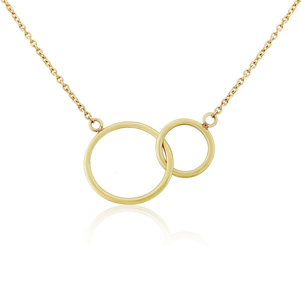 Auree Kelso Yellow Gold Necklace Gold