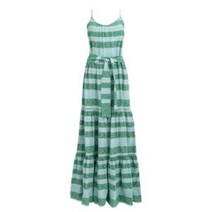 Devotion Zakar Chara Long Dress in Mint
