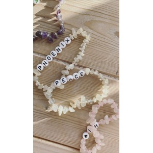 TBalance Peace, Crystal Healing Bracelet