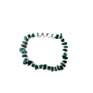 TBalance Safe, Crystal Healing Bracelet