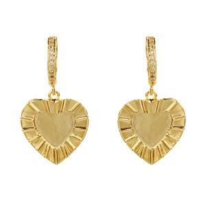 Celeste Starre Cupids Kiss Earrings