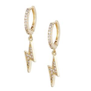Celeste Starre Never Strikes Twice Earrings