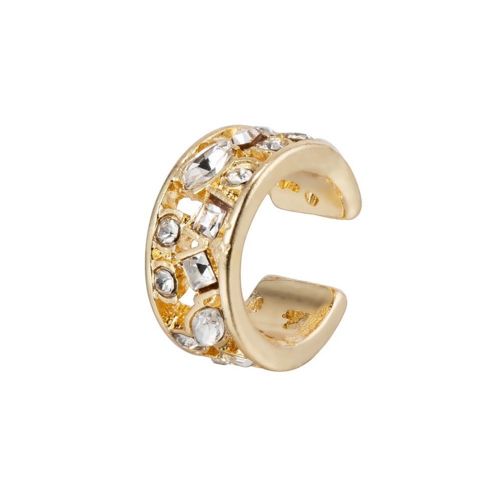 Celeste Starre Treasure Chest Cuff Gold