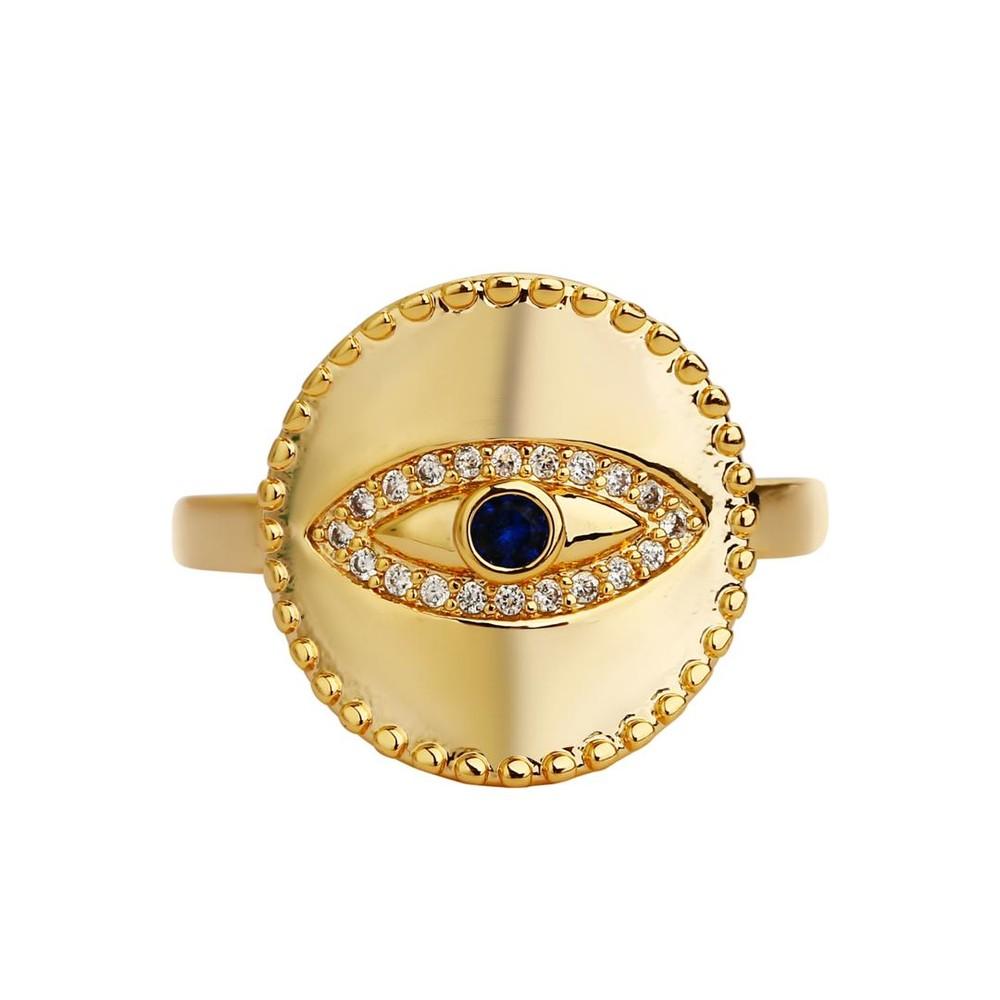 Celeste Starre Muscat Ring Gold