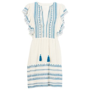 Mabe Allie Frill Dress