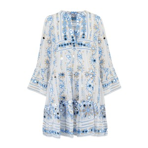 Juliet Dunn Nomad Printed Dress