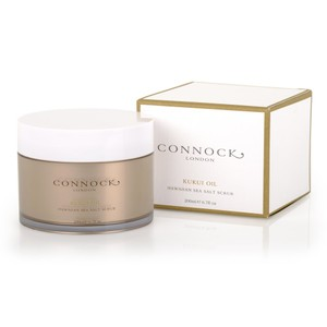 Connock Kukui Oil Hawaiian Sea Salt Scrub