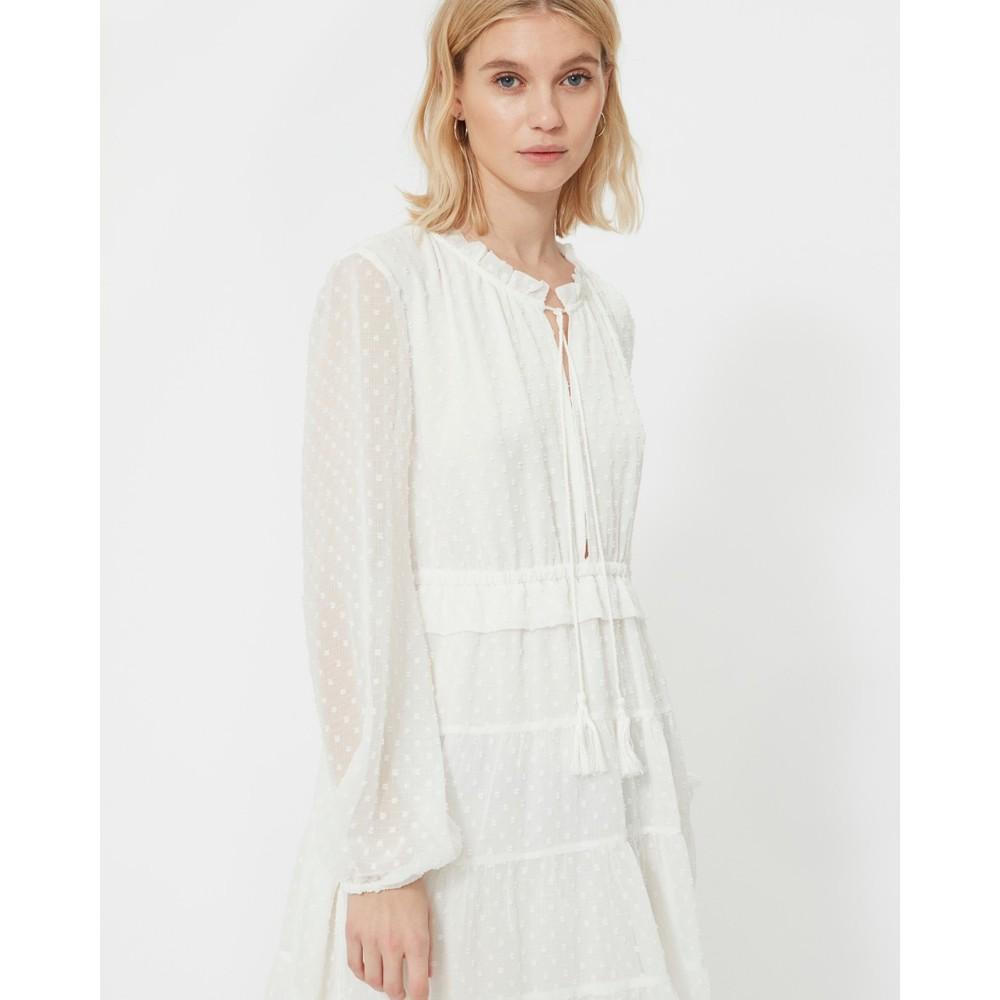 Sofie Schnoor Giselle Dress White