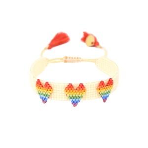 Mishky Rainbow Love Bracelet