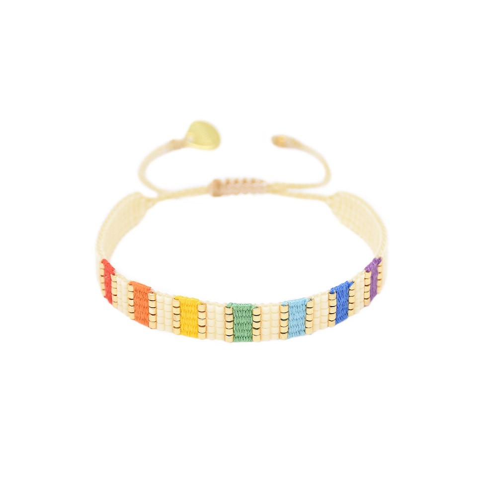 Mishky Rainbow Yeyi Bracelet Multicoloured
