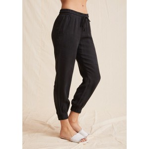 Bella Dahl Easy Jogger in Vintage Black