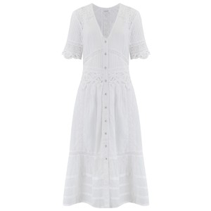 Velvet Suri Cotton Lace Dress
