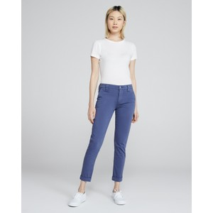 J Brand Paz Slim Taper Trousers in Blue Rider