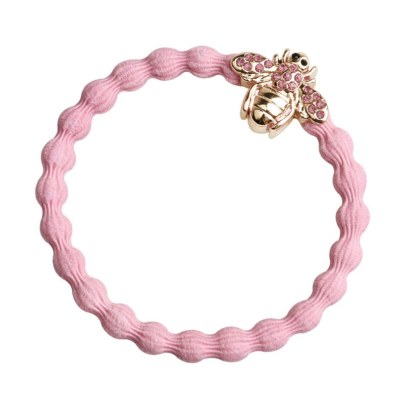 By Eloise Bling Bee Hair Bands Pink