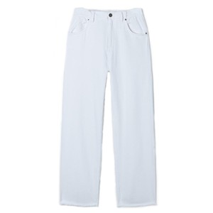 American Vintage Tine White Jeans