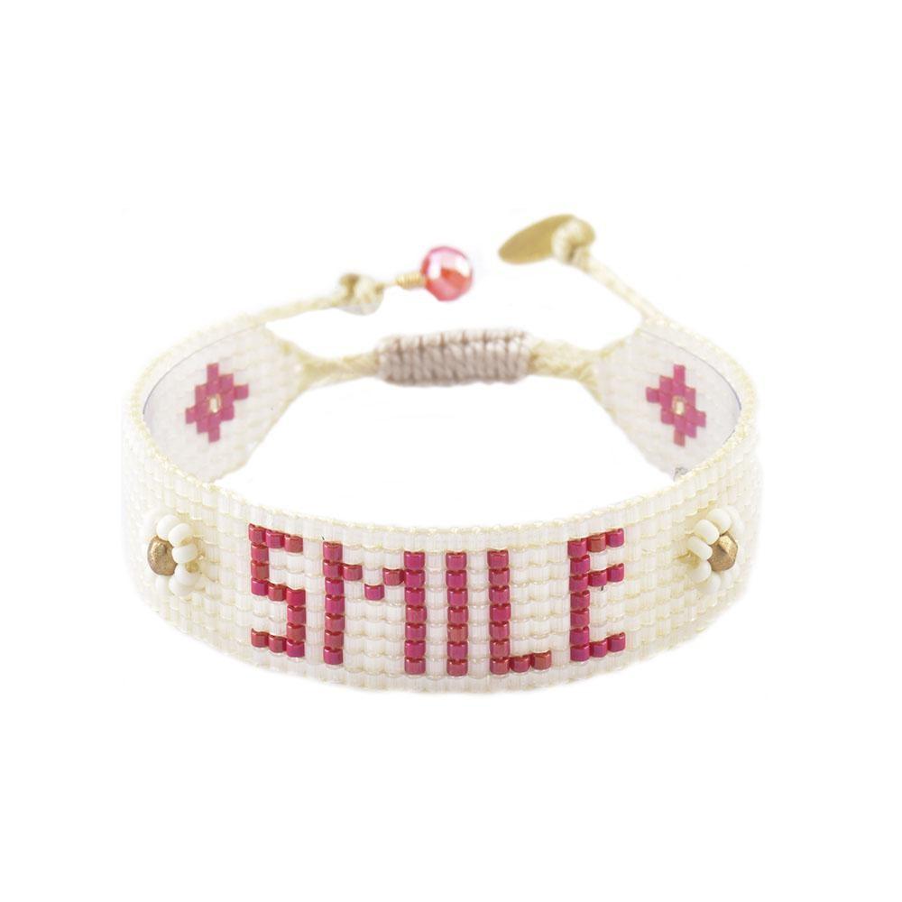 Mishky Smile Bracelet Cream