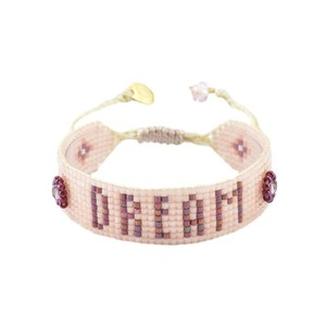 Mishky Dream Bracelet in Pink