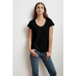 Velvet Tressa Round Neck T-Shirt