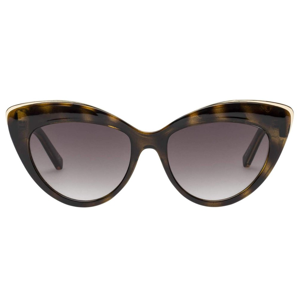 Le Specs Beautiful Stranger in Tort Brown