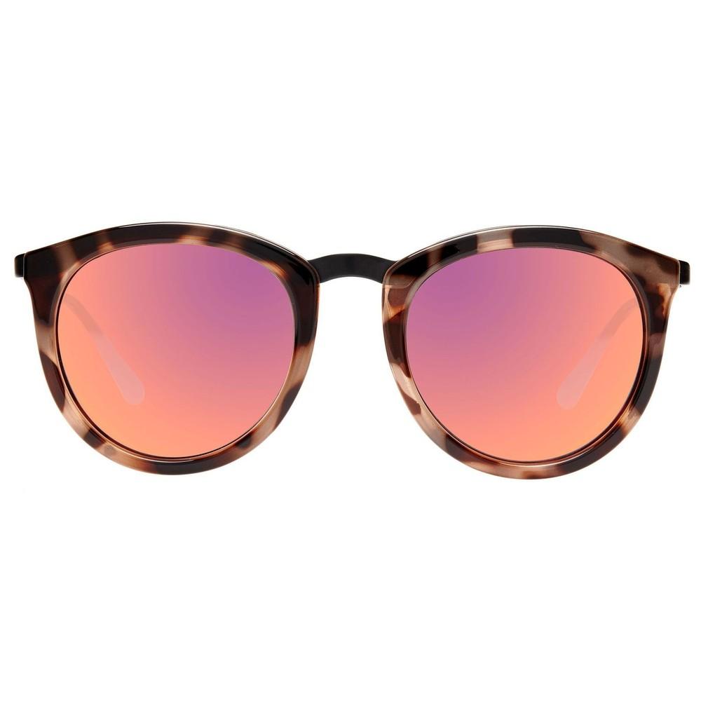Le Specs No Smirking in Volcanic Tort Brown