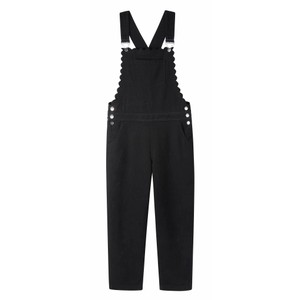Wyse Scarlett Scallop Dungarees